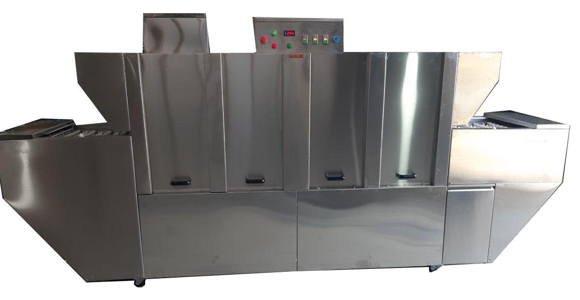 ماشین ظرفشویی صنعتی روماک ماشین