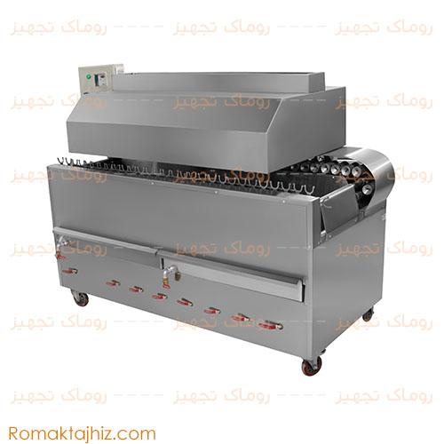 کباب پز ریلی صنعتی