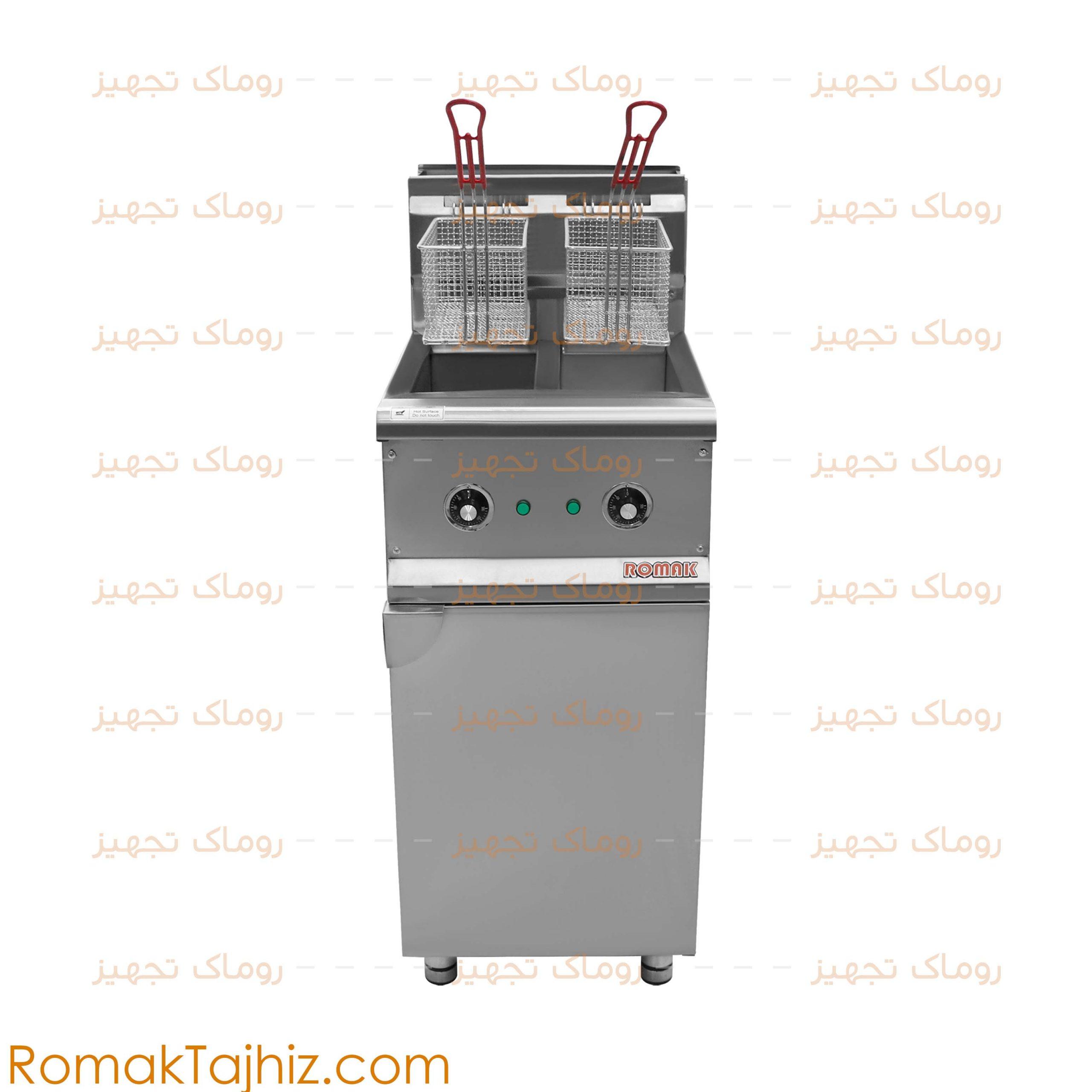سرخ کن صنعتی مهمترین تجهیزات آشپزخانه صنعتی