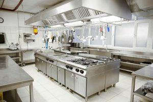 چگونه یک آشپزخانه صنعتی کوچک طراحی کنیم؟