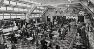 تاریخچه پیدایش رستوران ها