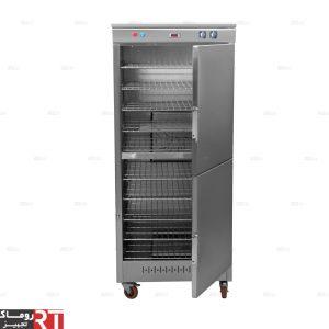 دستگاه گرمکن غذا ۲۰۰ نفره گازی ترموستات مکانیکی مدل GKG04