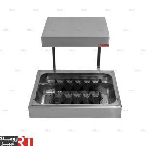 دستگاه گرمکن سیب زمینی برقی (شوتینگ طرح آمریکایی) مدل SHA1