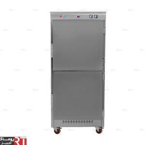 دستگاه گرمکن غذا ۲۰۰ نفره گازی پنل دار مدل GKG05